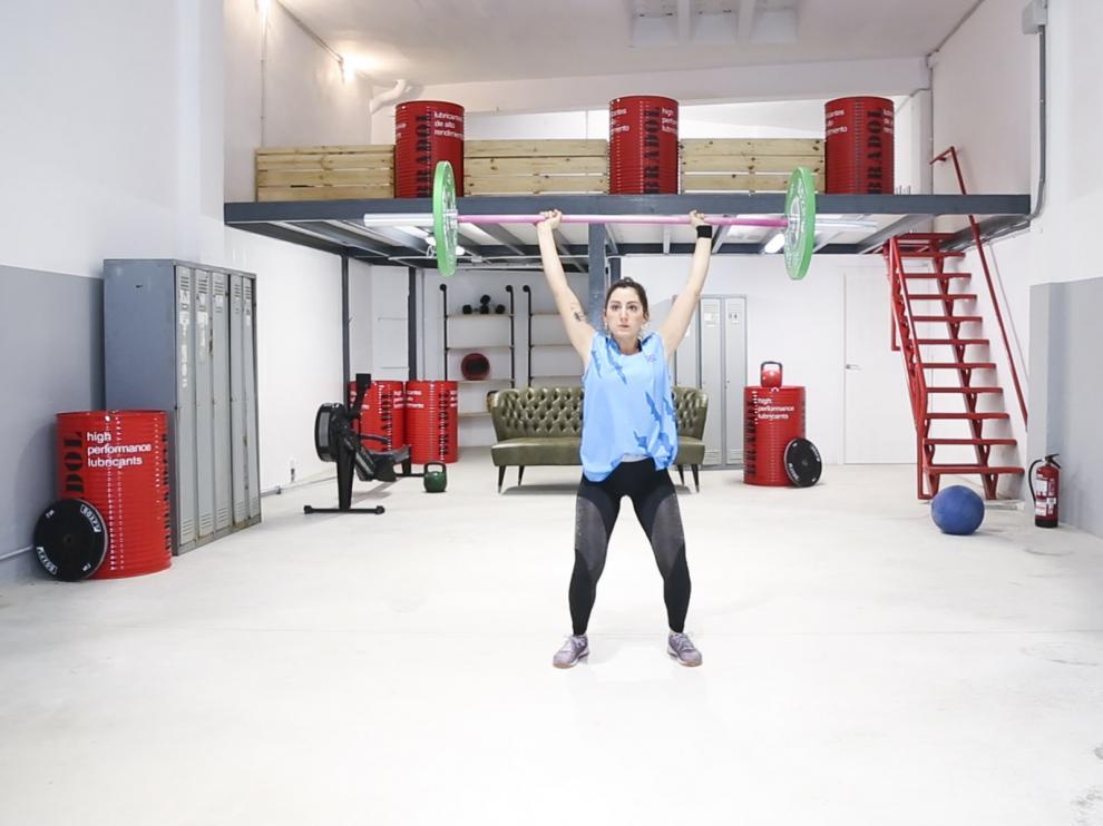 El cross training, más conocido popularmente como Crossfit, es uno de los deportes de moda.