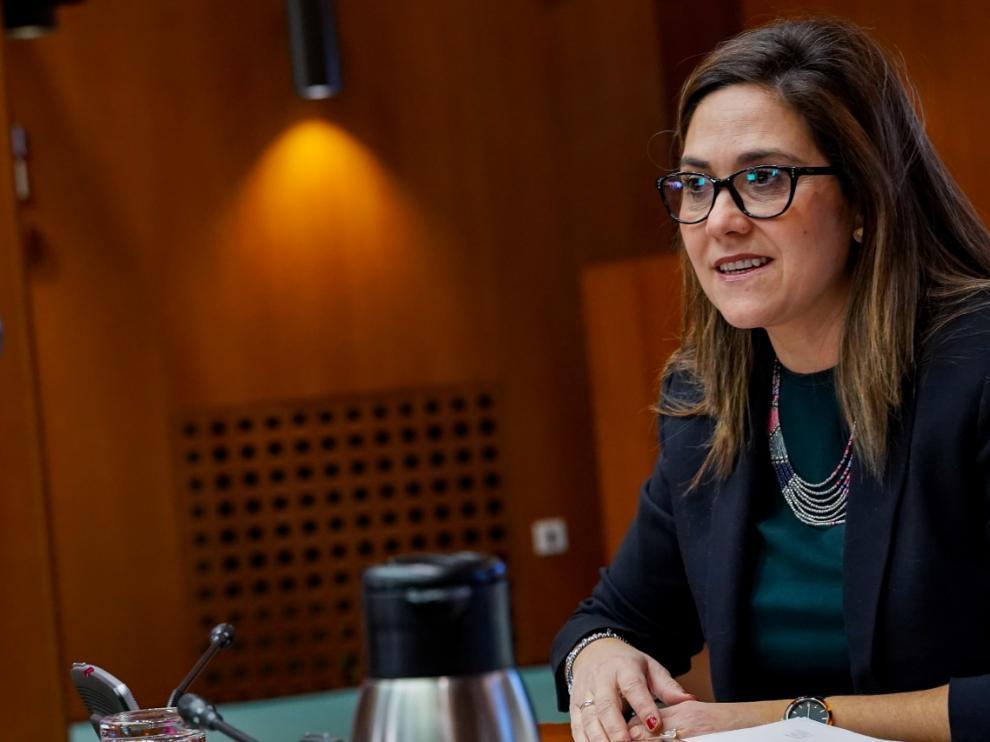 La portavoz de Cs en materia de Sanidad en las Cortes de Aragón, Susana Gaspar, ha solicitado el desarrollo de protocolos