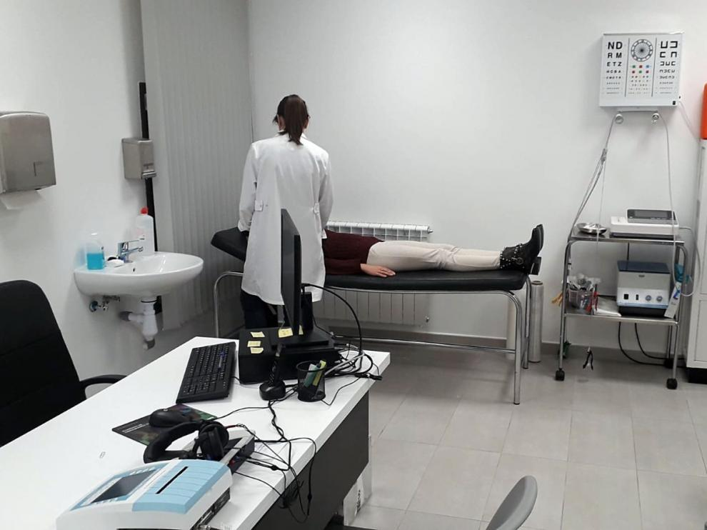 Los chequeos médicos se realizan en la policlínica SEAP.