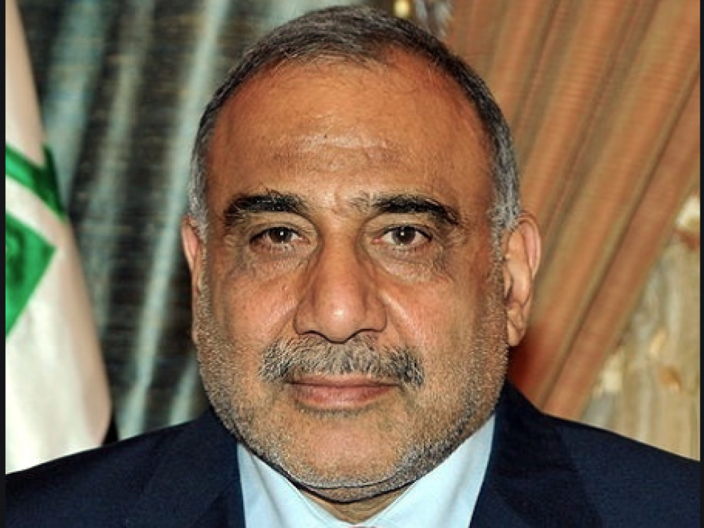 Adel Abdelmahdi.