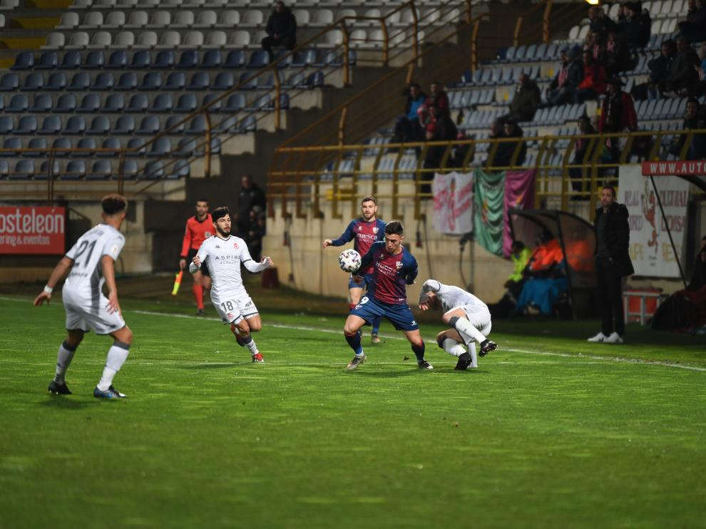 Cultura Leonesa 2-1 SD Huesca