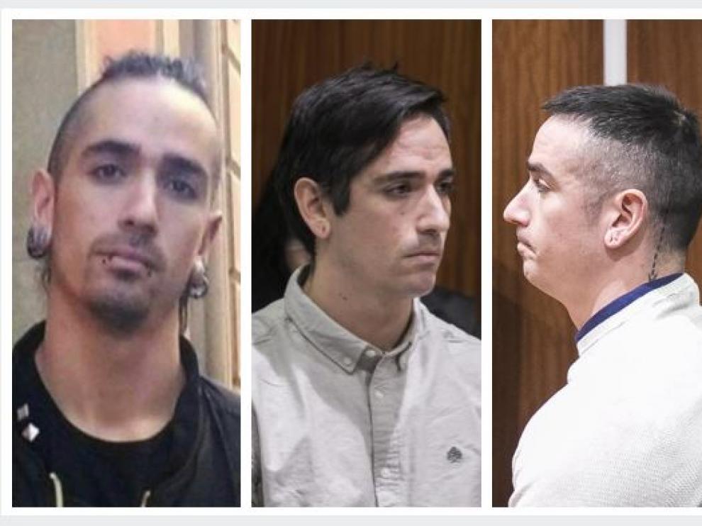 Las tres caras de Rodrigo Lanza