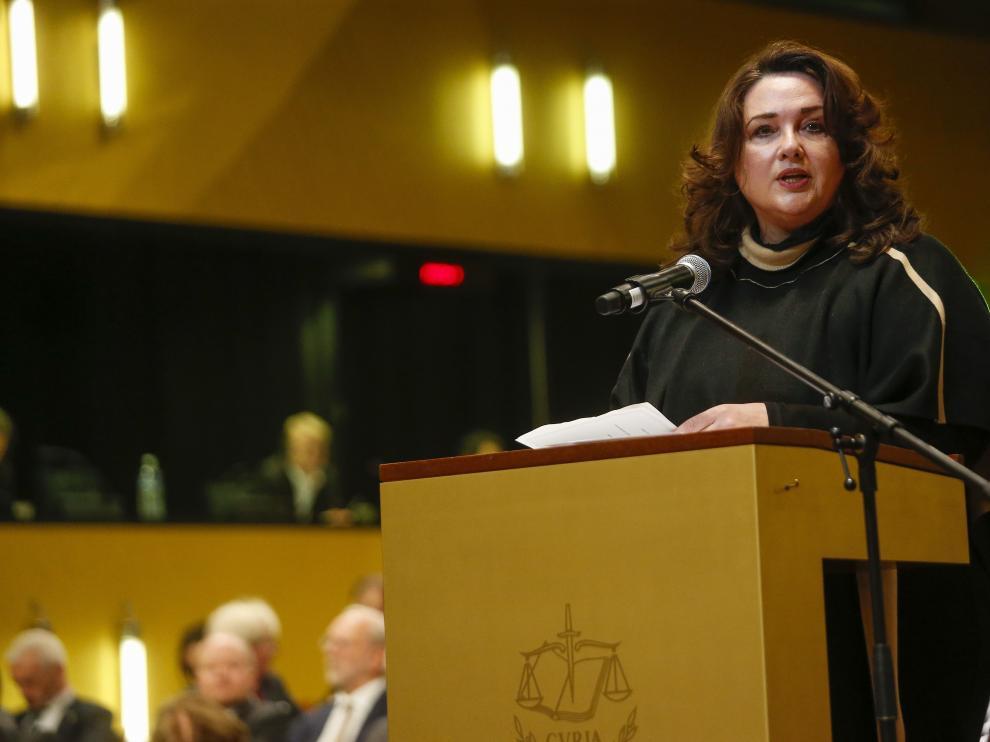 La comisaria de Igualdad, Helena Dalli.
