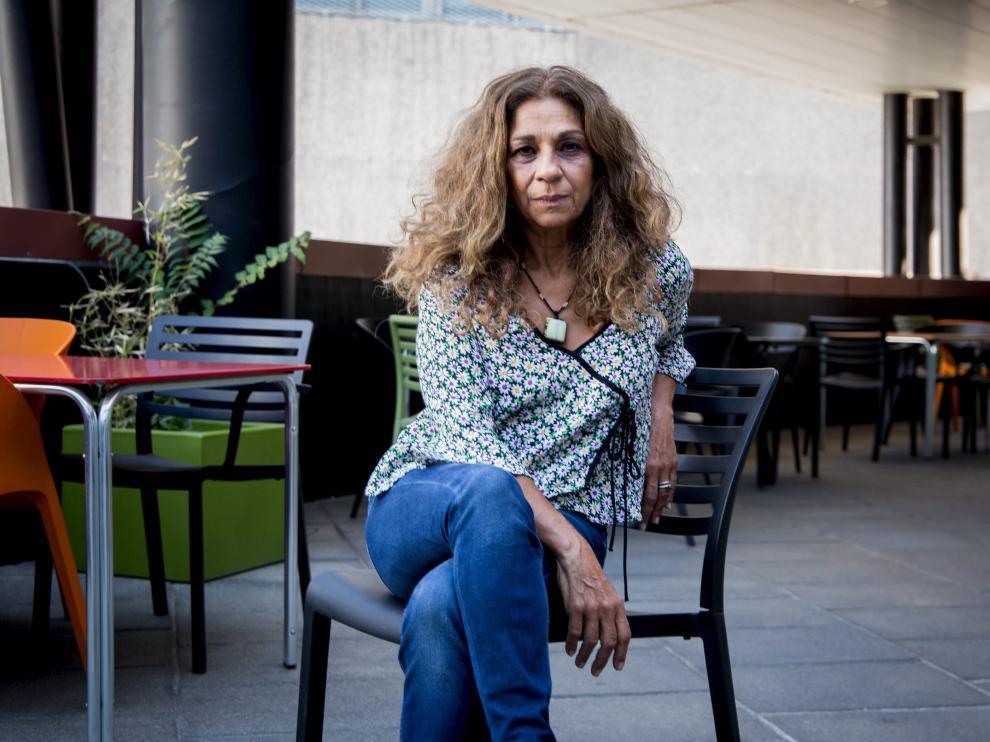 Lolita actúa esta semana en el Teatro Principal de Zaragoza