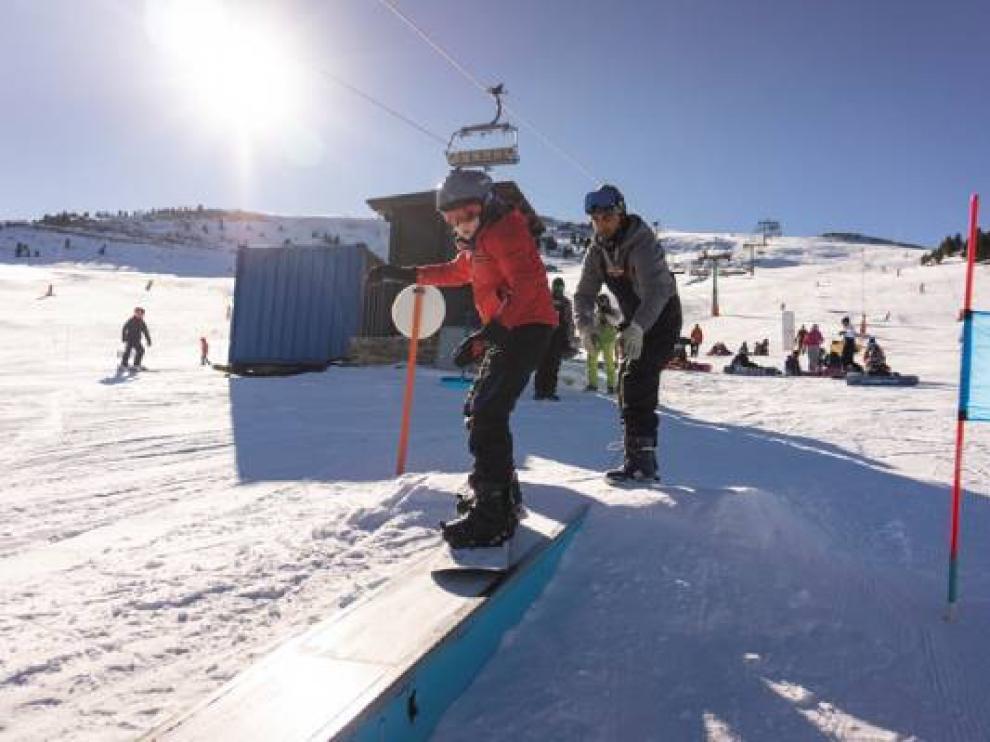 Cerler ofrecerá actividades para celebrar el Día Mundial de la Nieve.