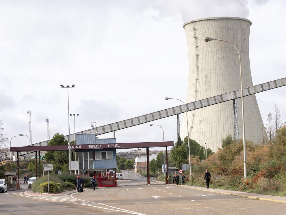 La térmica agota ya sus últimas reservas de carbón