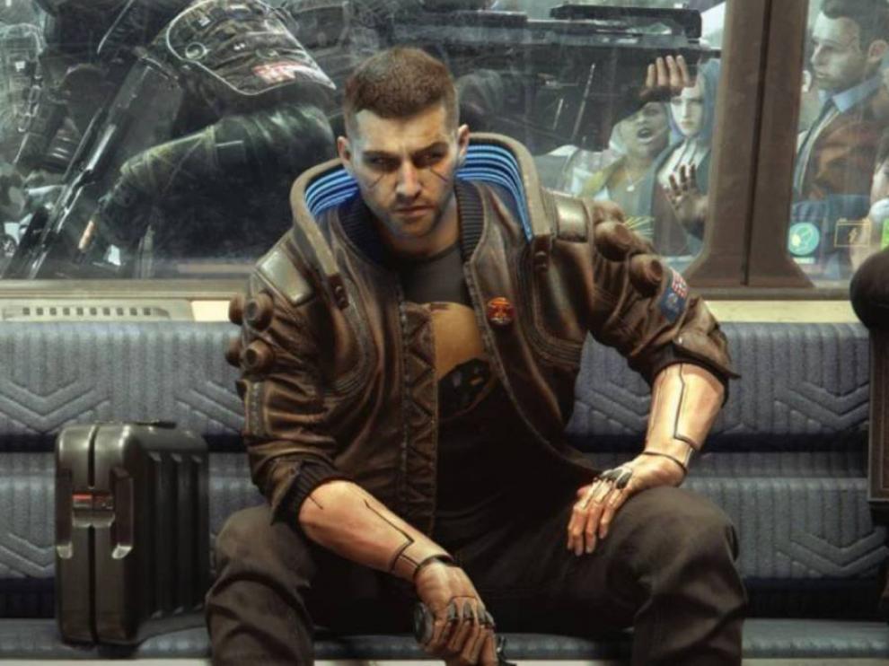Una de las imágenes del videojuego, cuya promoción comenzó hace meses.