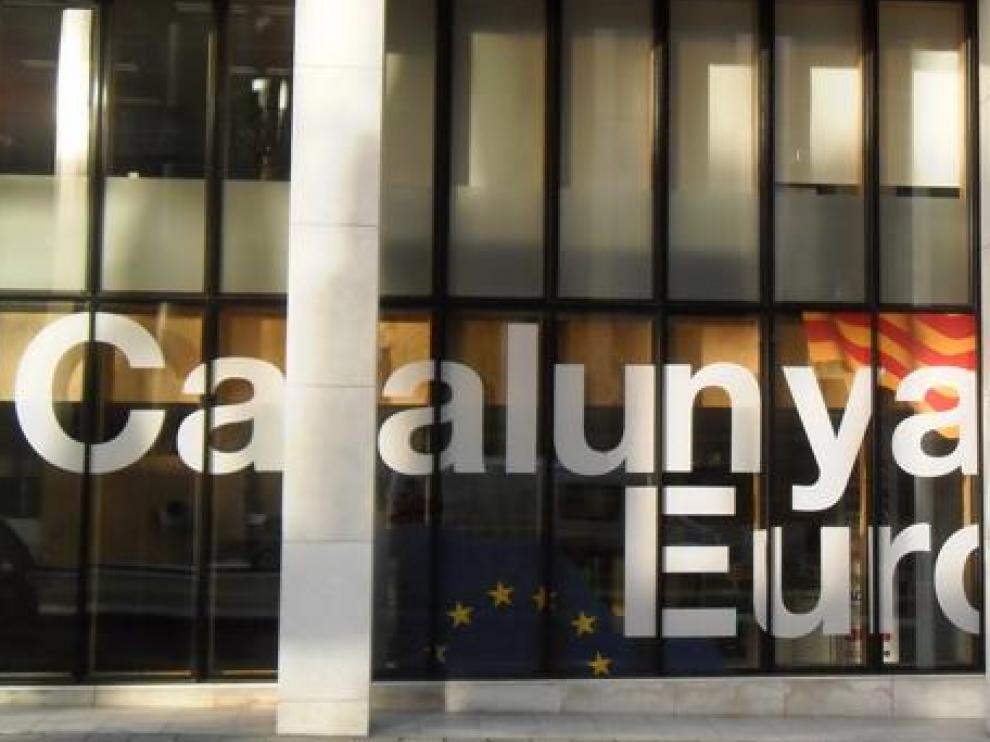 Embajada de Cataluña en Bruselas
