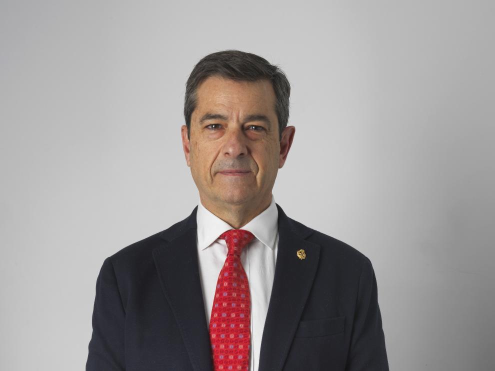 Salvador Galve, nuevo decano de Coiiar.