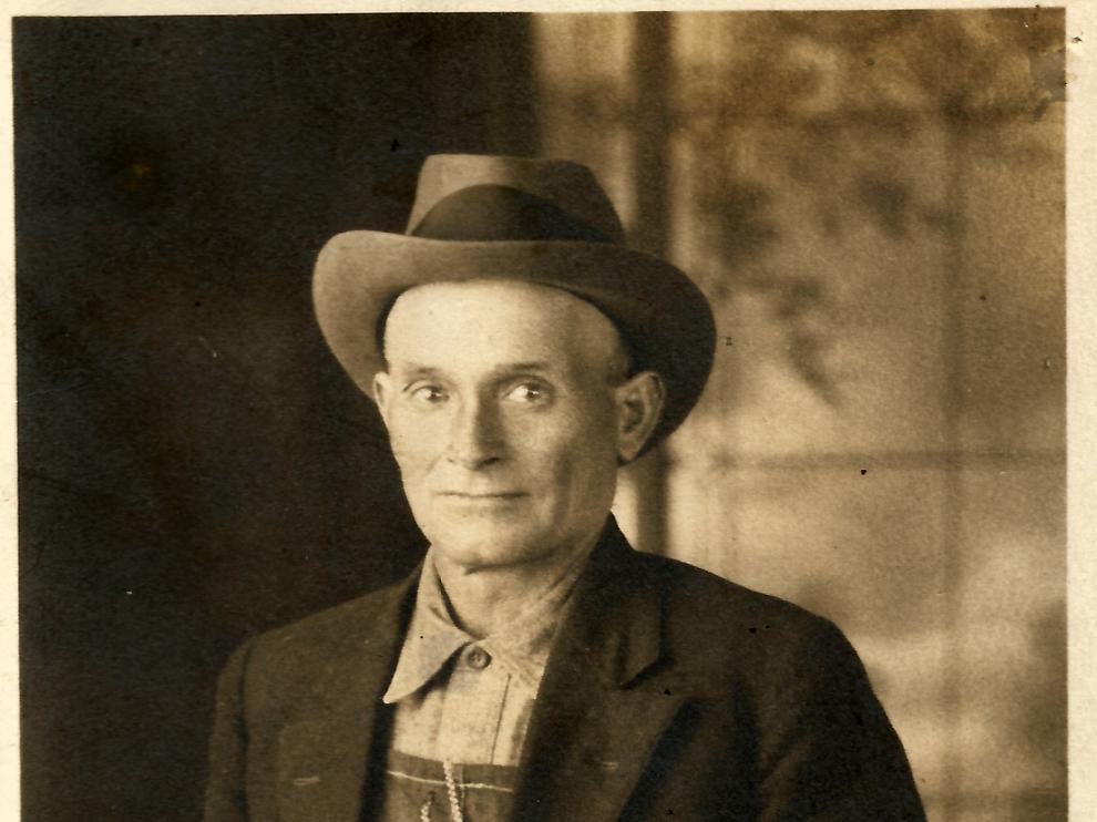 Mariano Jarque, un emigrado de Jabaloyas en Utah.