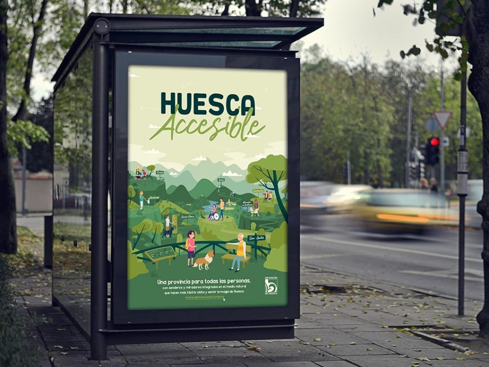 La DPH llevará a Fitur una campaña para promocionar el turismo accesible.