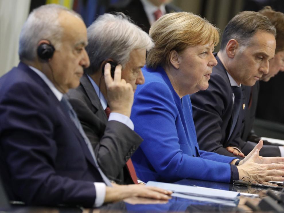 Mandatarios de diversos países se han reunido para tratar de buscar una solución al conflicto