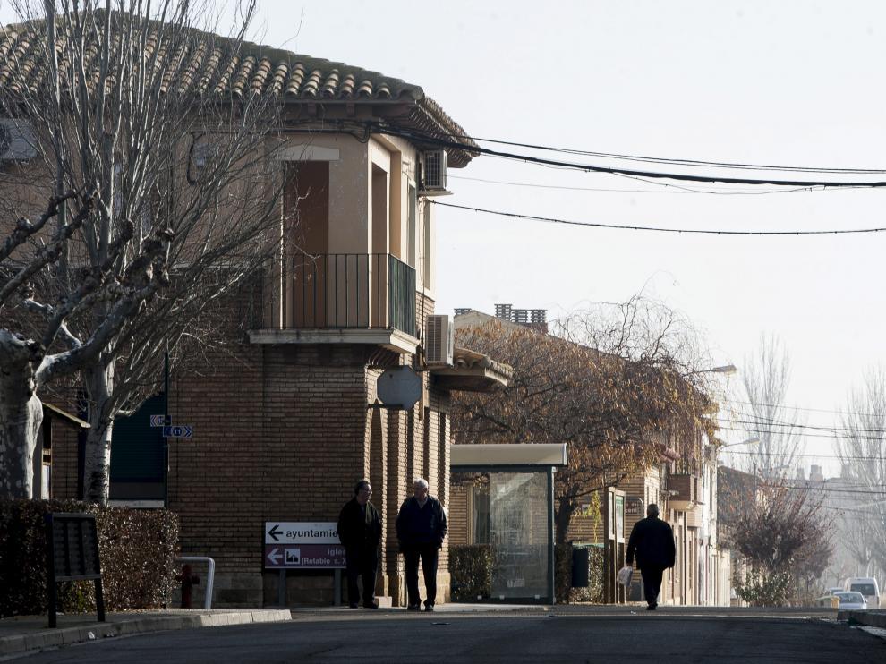 La mujer estuvo dos días encerrada bajo llave en una vivienda del municipio zaragozano de Luceni.
