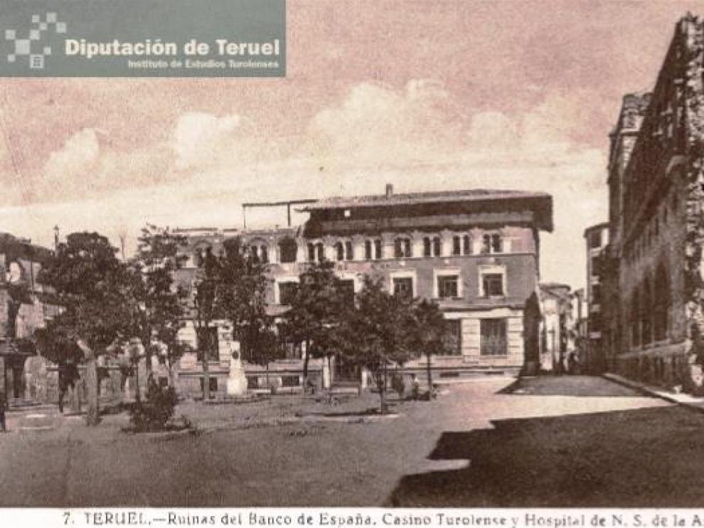 Antigua plaza de San Juan