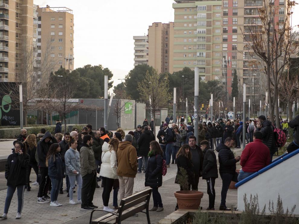 El encuentro se celebrará el próximo miércoles en La Romareda, día de San Valero.