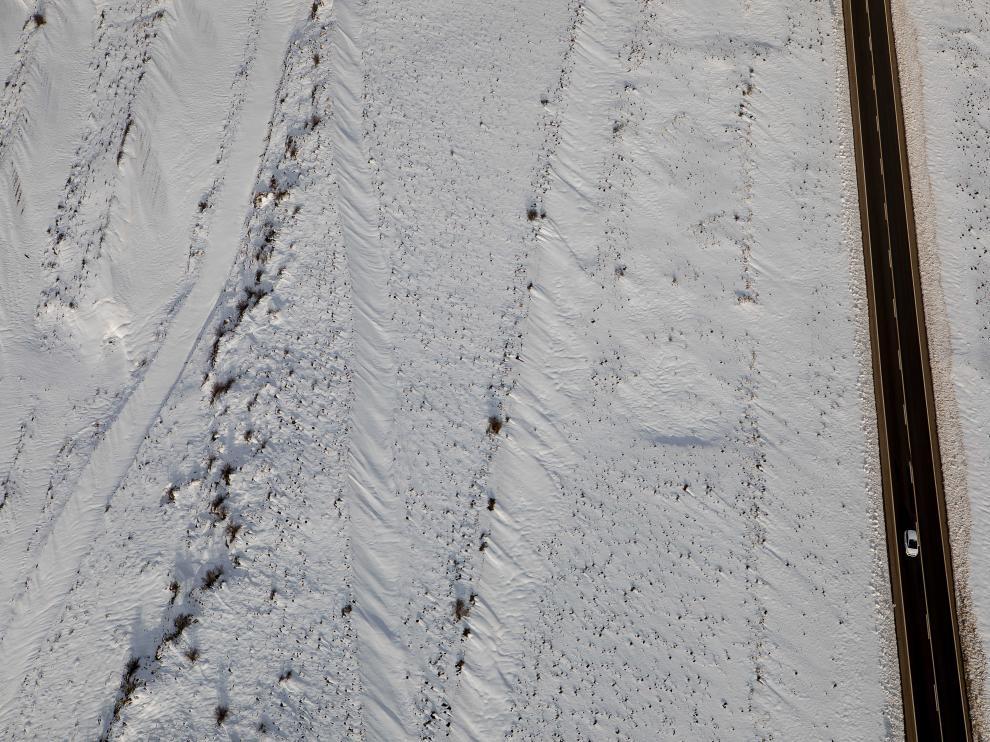 SANJUS ( TERUEL )/ 24/01/2020 / FOTO : ARTURO POLO ENA [[[FOTOGRAFOS]]]