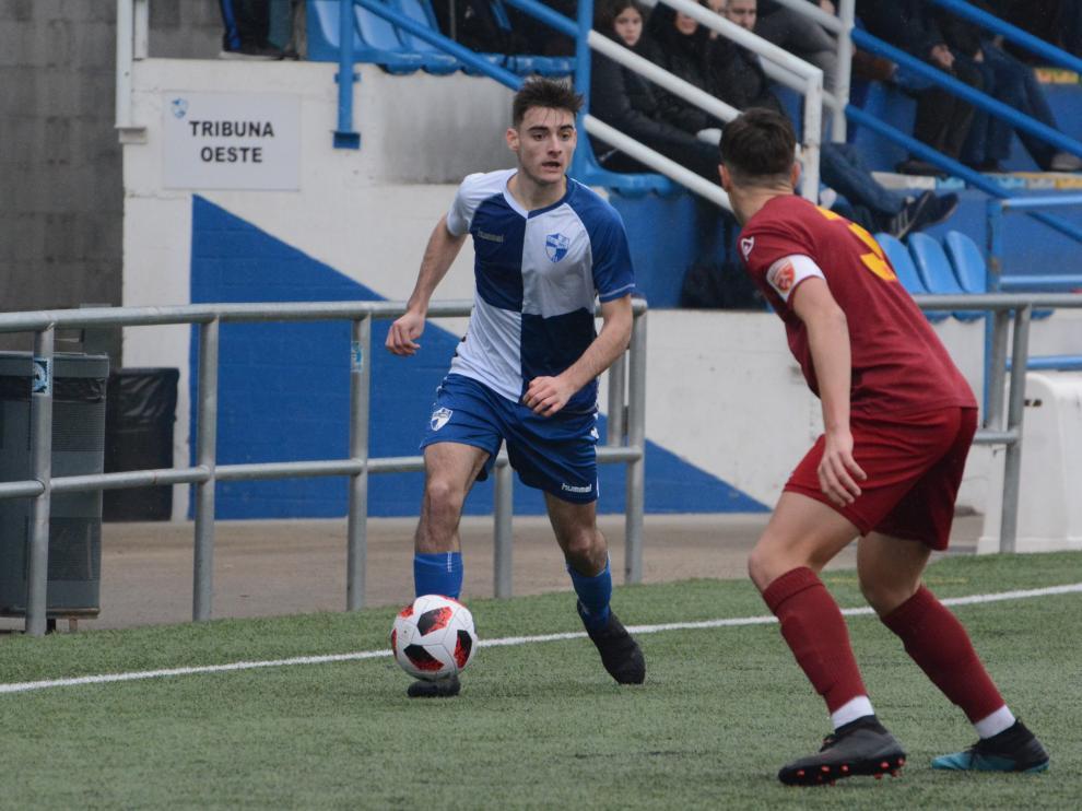 Fútbol. DH Juvenil - CD Ebro vs. San Francisco.