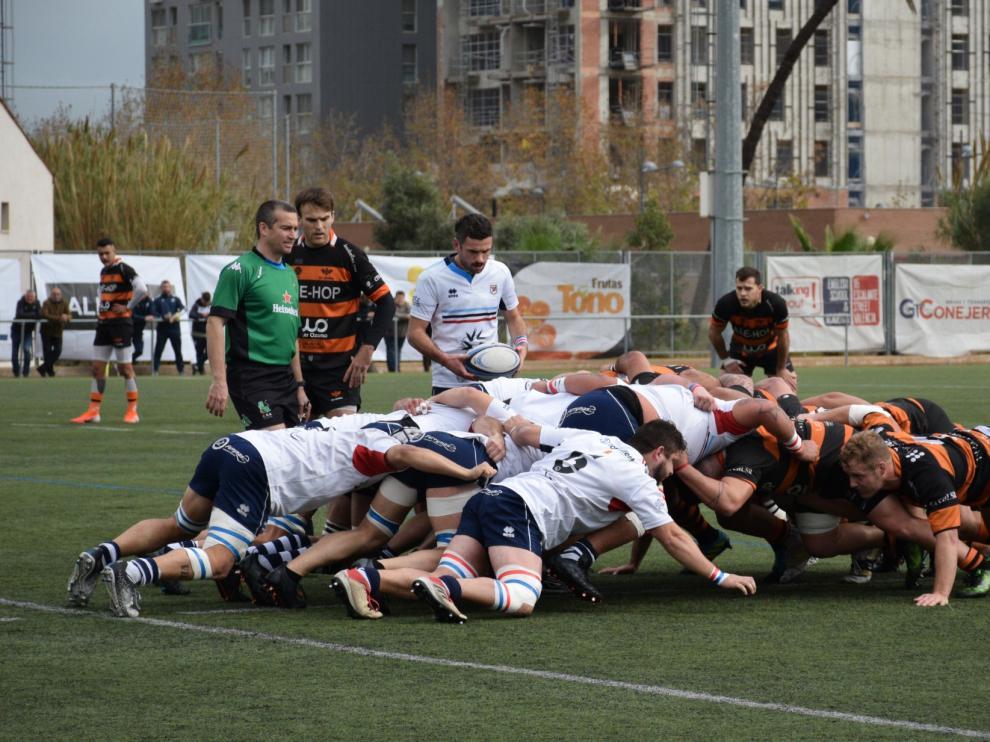 USJ Fénix ha ganado en el estadio de La Foixarda, en Barcelona, ante BUC.