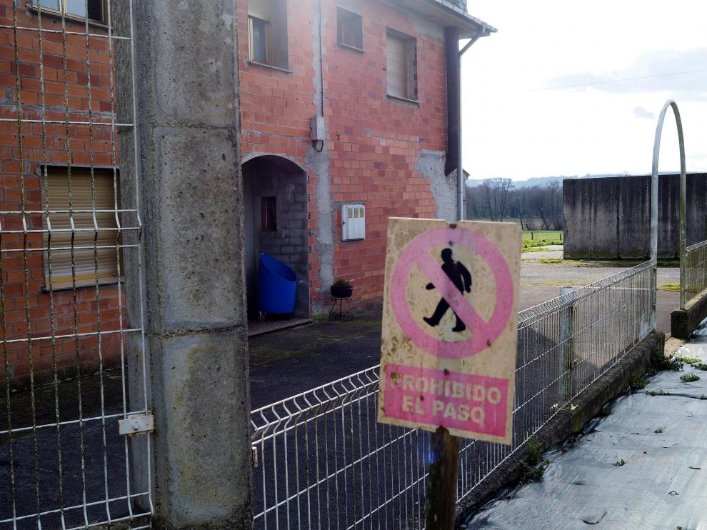 El Ayuntamiento de A Pastoriza (Lugo) ha decretado dos días de luto por el crimen.