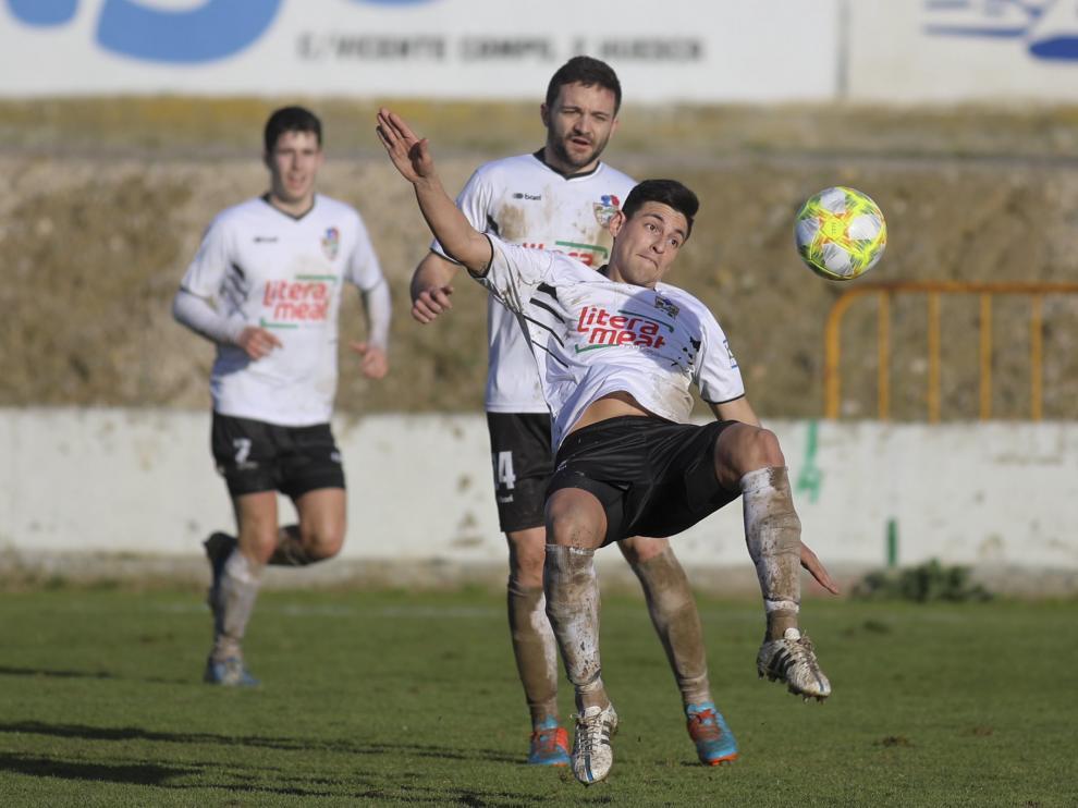 Fútbol. Tercera División- CD Binéfar.
