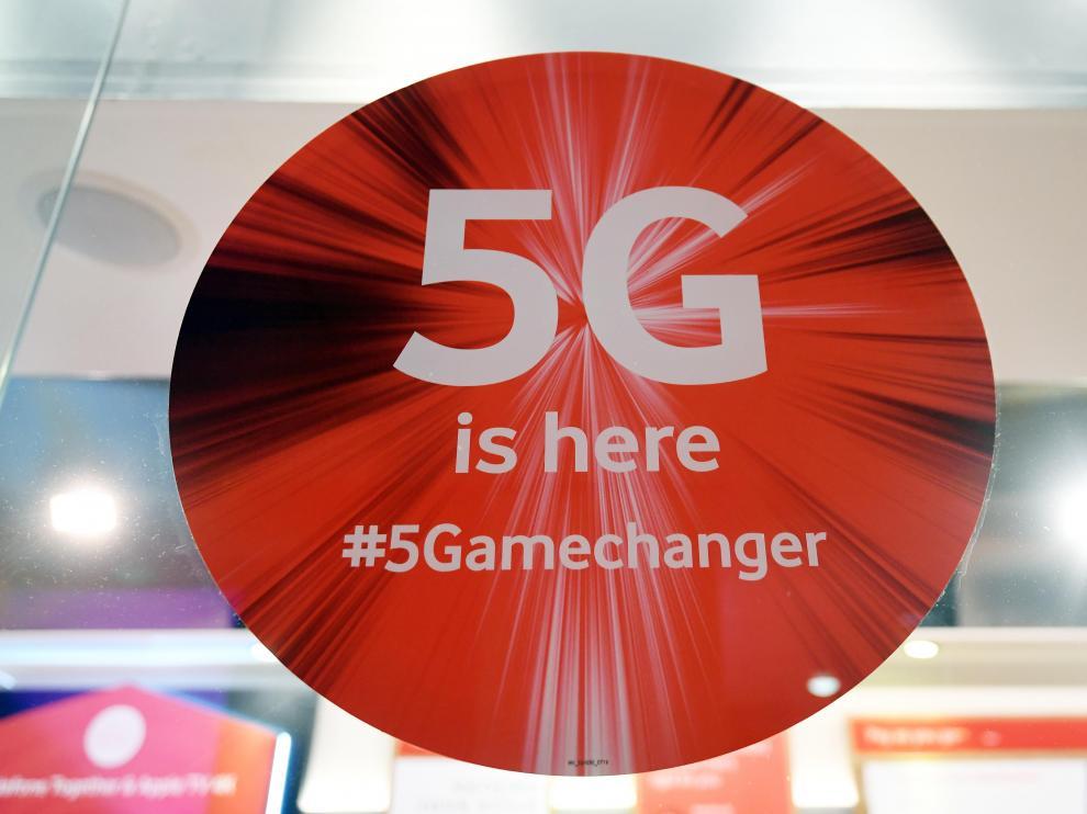 Reino Unido da vía libre a Huawei para operar el 5G.