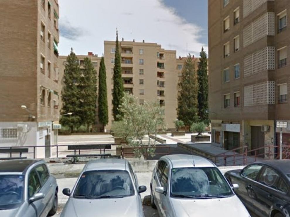Los ladrones fueron detenidos en el interior de un establecimiento de la calle de Celso Emilio Ferreiro