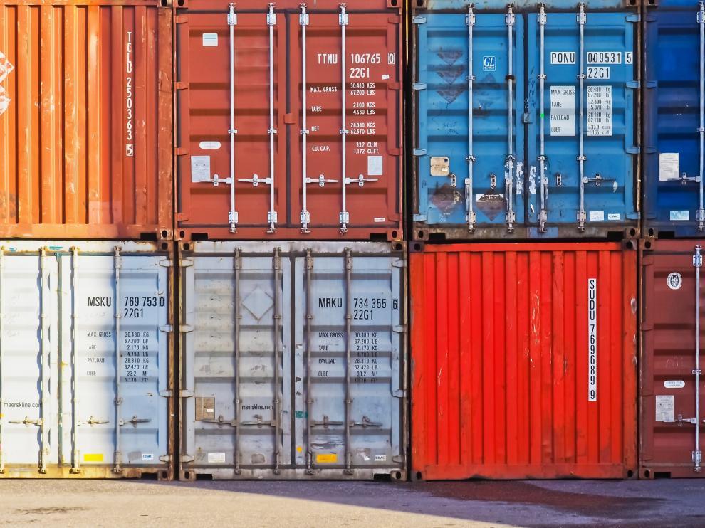 El transporte y la logística son factores clave para el comercio exterior.