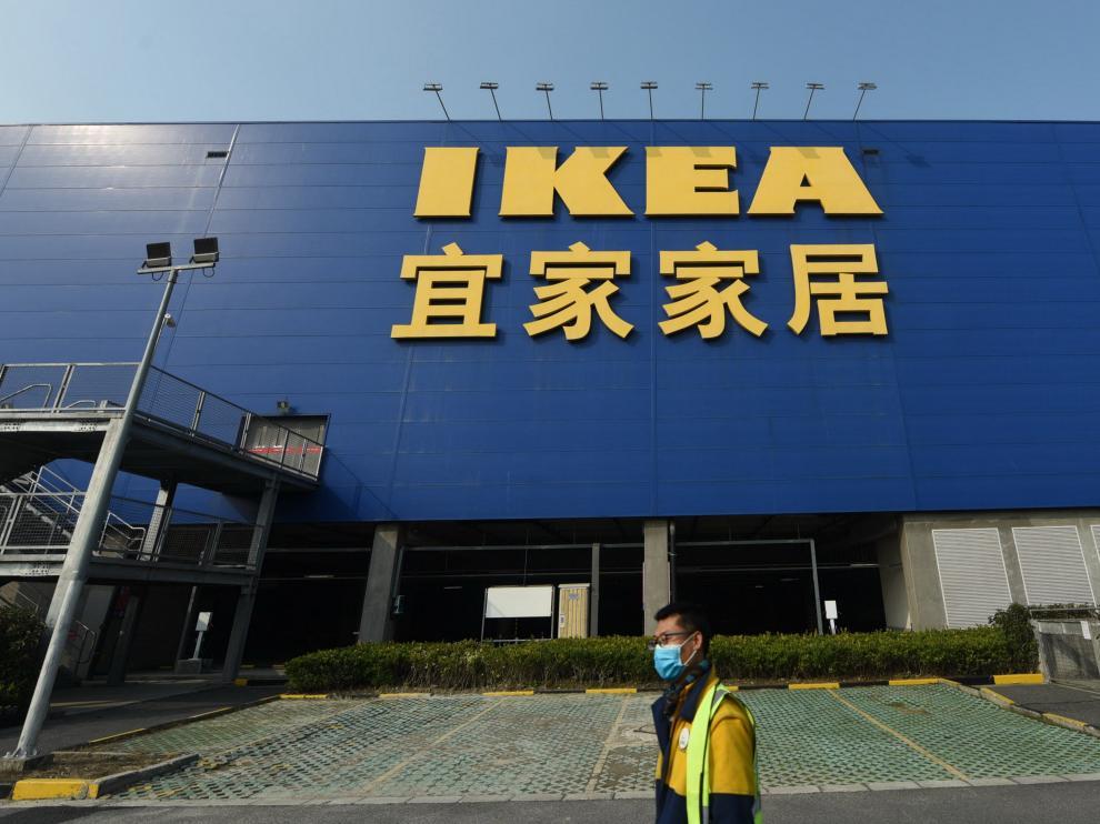 Ikea cierra todas sus tiendas en China hasta nuevo aviso por el coronavirus