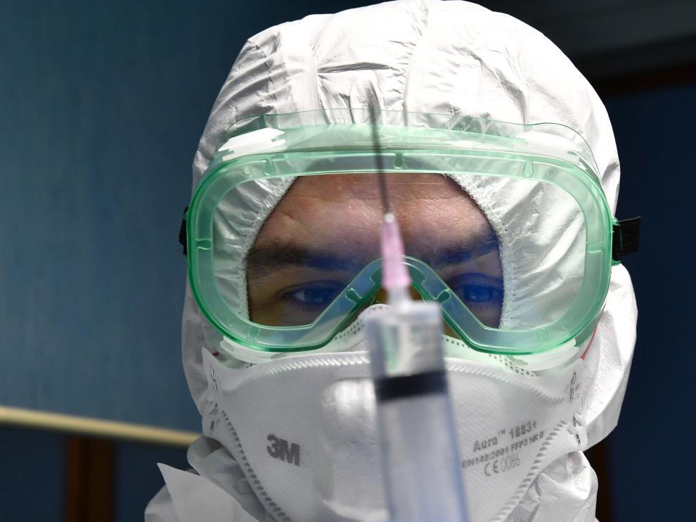 Investigaciones sobre el coronavirus.