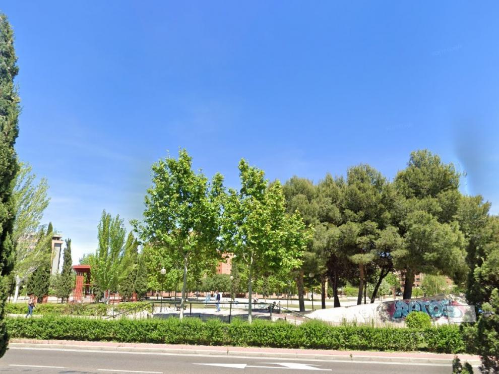 Los hechos que se le imputan se produjeron el pasado noviembre en el parque de la Sedetania, en la vaía