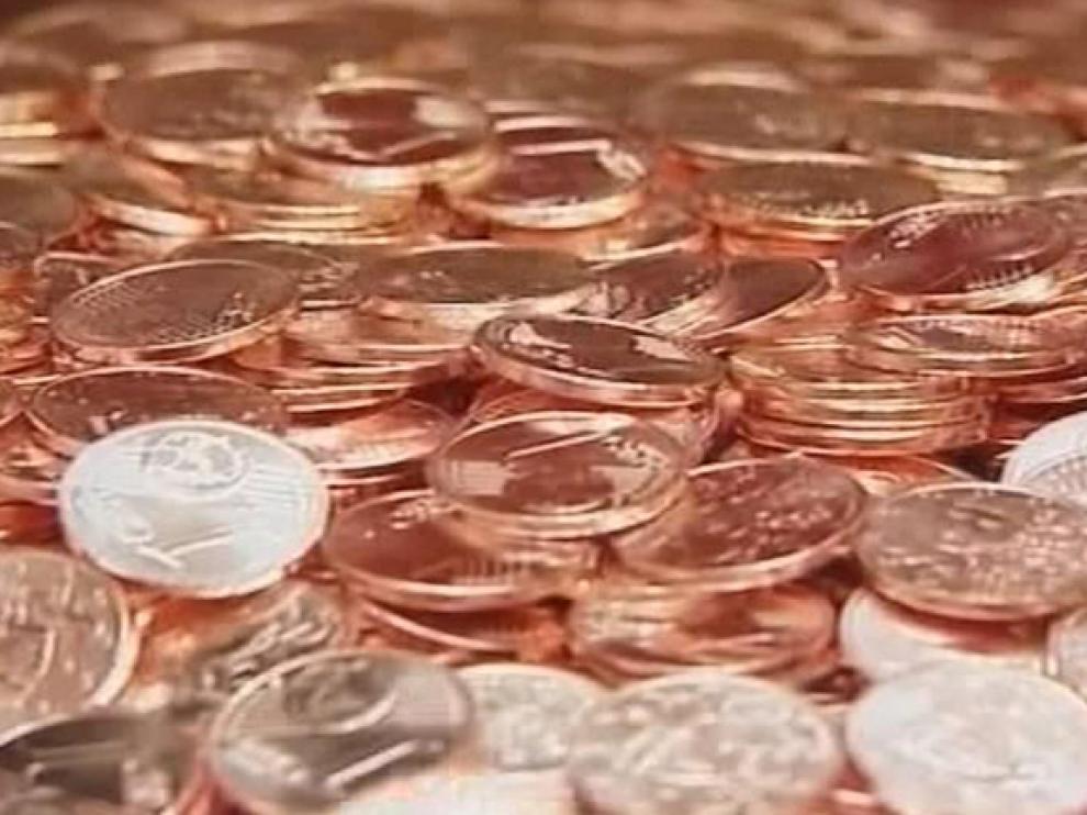 La Unión Europea abre las puertas a acabar con la calderilla de las monedas de 1 y 2 euros