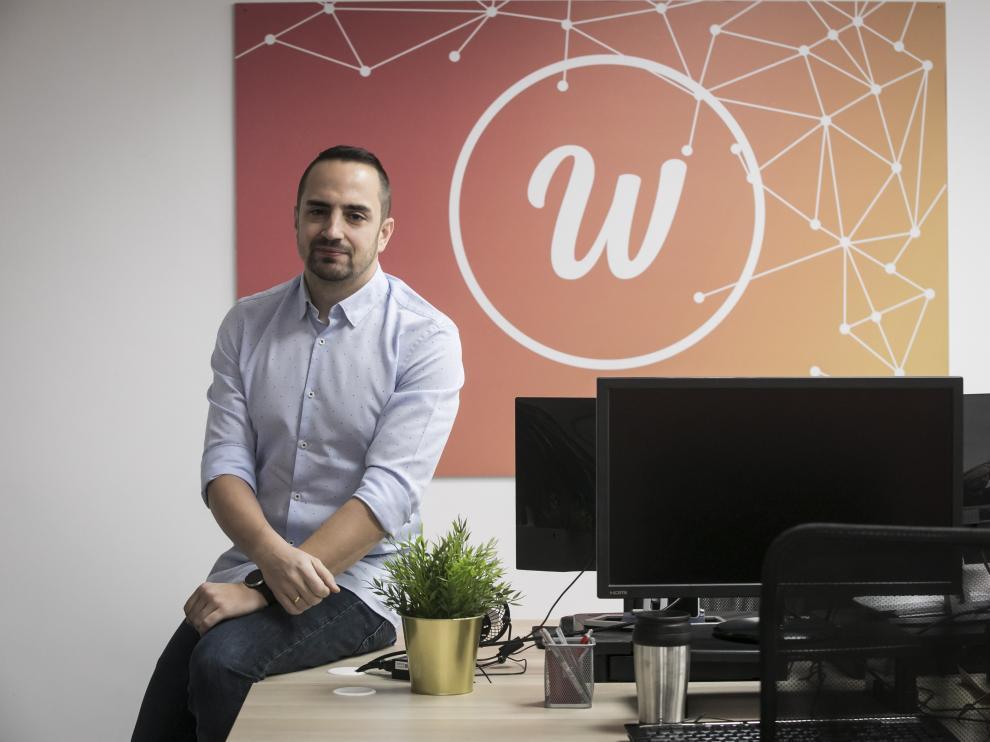 Alberto López, CEO de Wanatop.