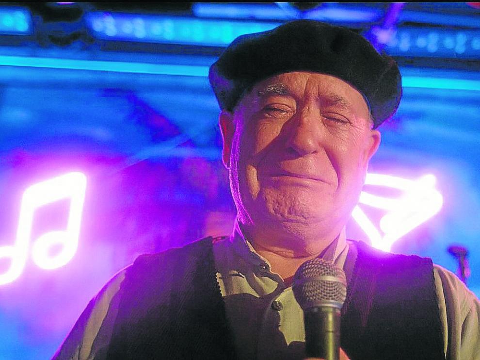 Las lágrimas de Miguel Ángel Tirado, en el avance que se ha difundido de 'El último show'.
