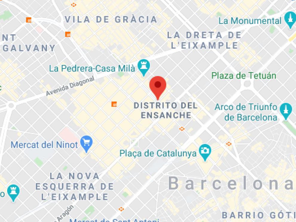 La agresión homófoba tuvo lugar en el barrio de Gracia de Barcelona.
