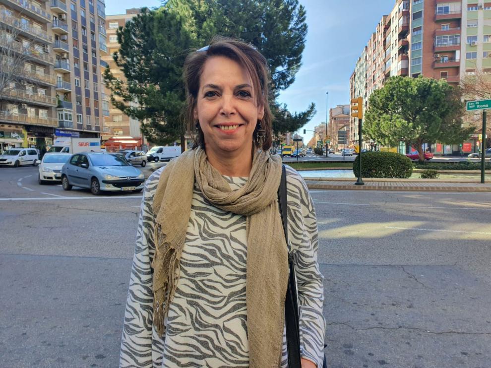 Ana Millán preside la Asociación Aragonesa de Epilepsia.