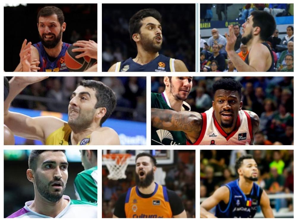 Estrellas de la Copa del Rey de baloncesto