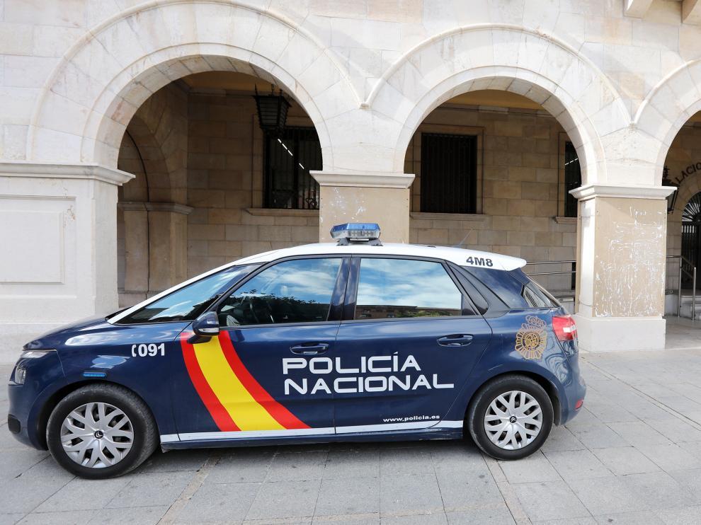 Juzgados de Teruel/06-11-19/foto:Javier Escriche [[[FOTOGRAFOS]]] [[[HA ARCHIVO]]]
