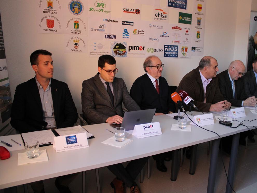 La rueda de prensa para presentar la segunda edición se ha realizado en Los Fayos.