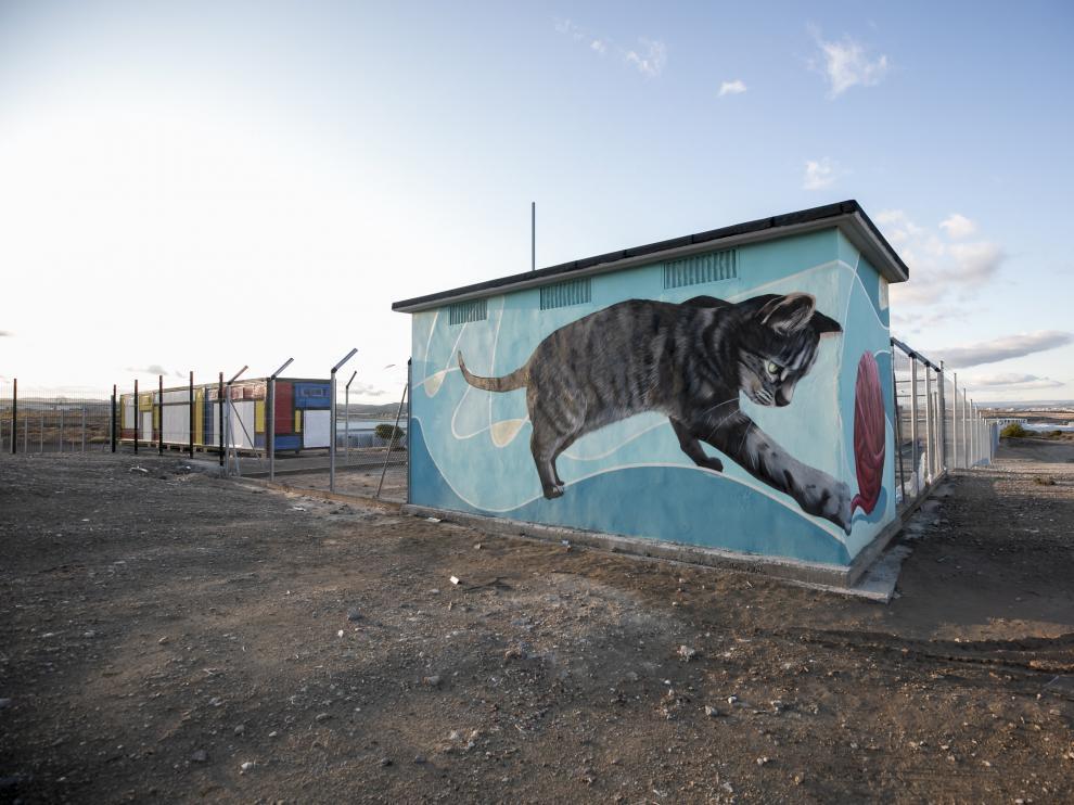 El nuevo Centro Municipal de Protección Animal se encuentra en La Cartuja.