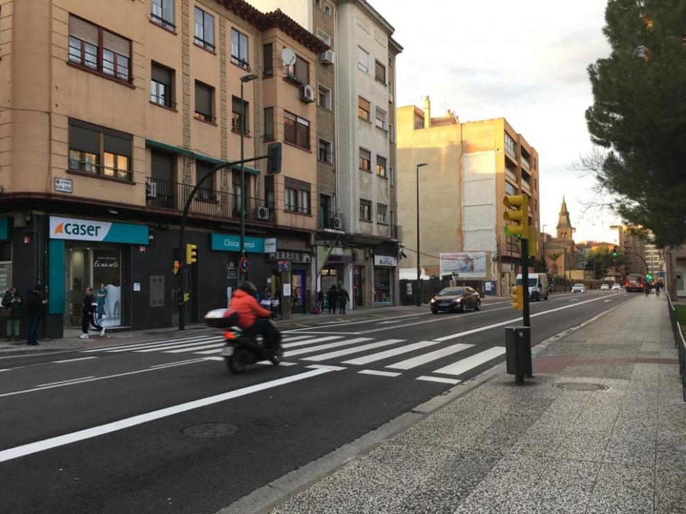 Avenida de San José.