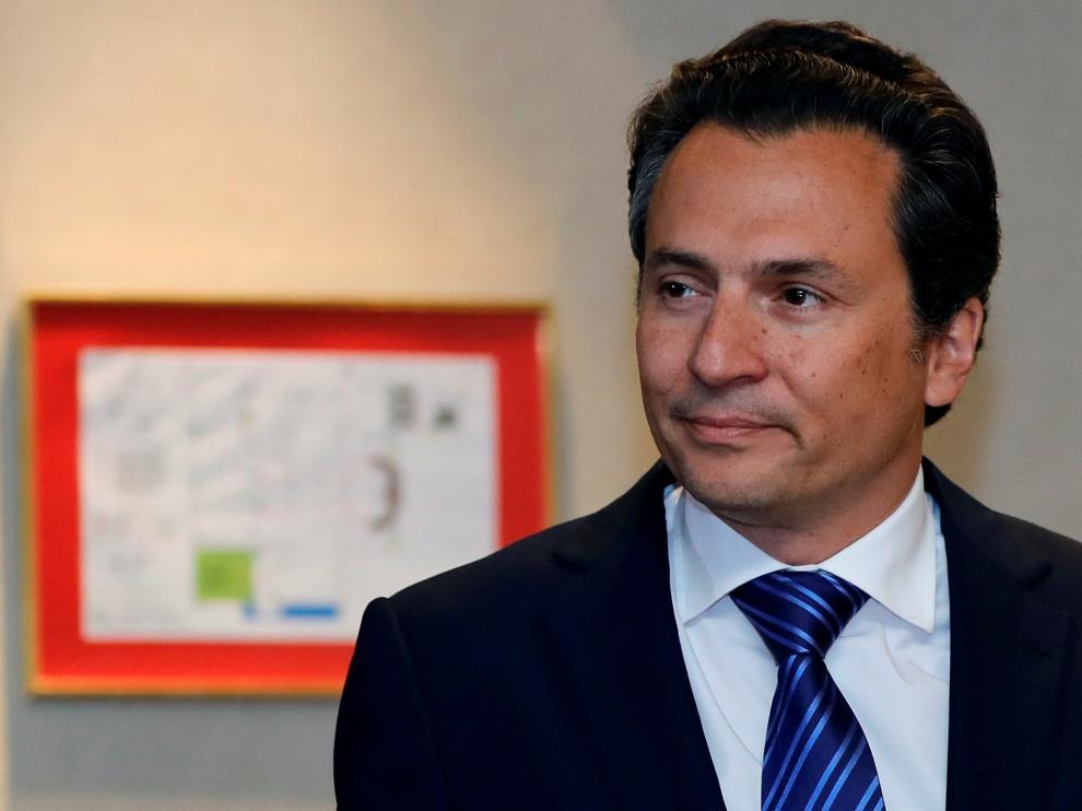 Detienen en España al exdirector de Pemex acusado de corrupción Emilio Lozoya