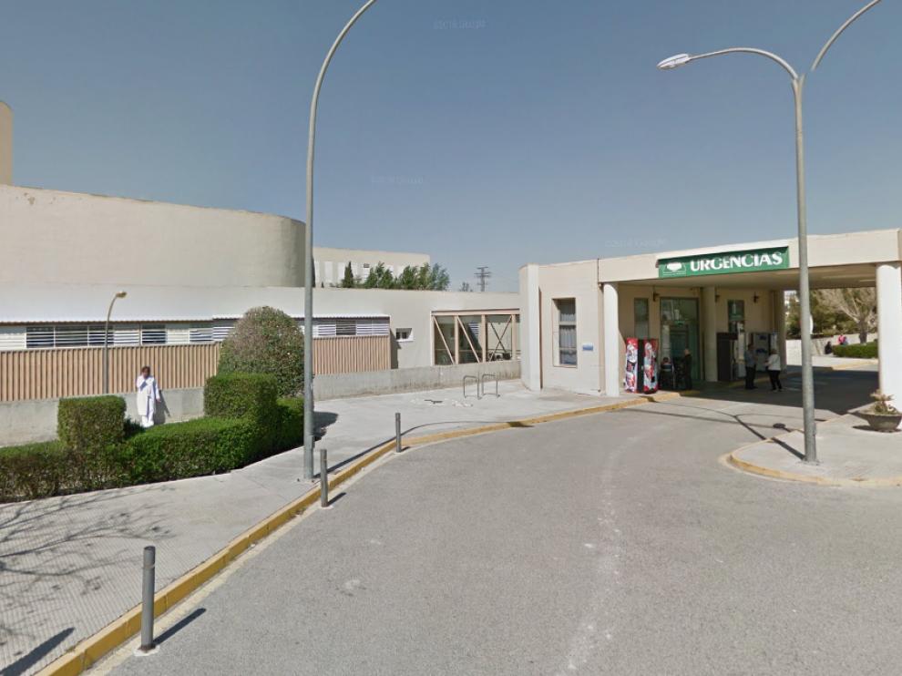 Hospital de la Vega Lorenzo Guirao, en Murcia.