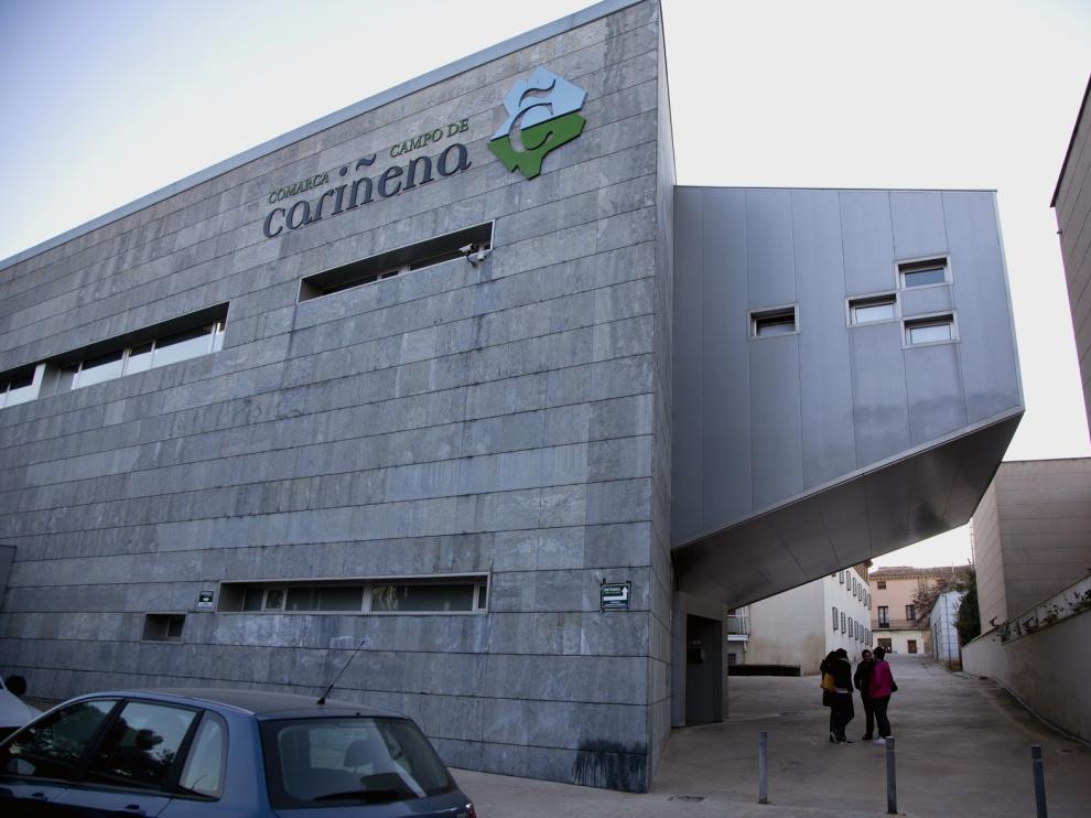 Sede de la Comarca de Cariñena