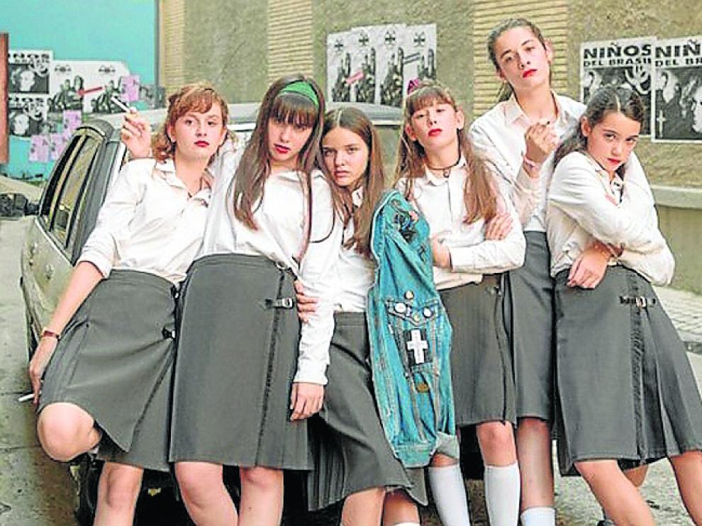 'Las niñas', primer largometraje de Pilar Palomero