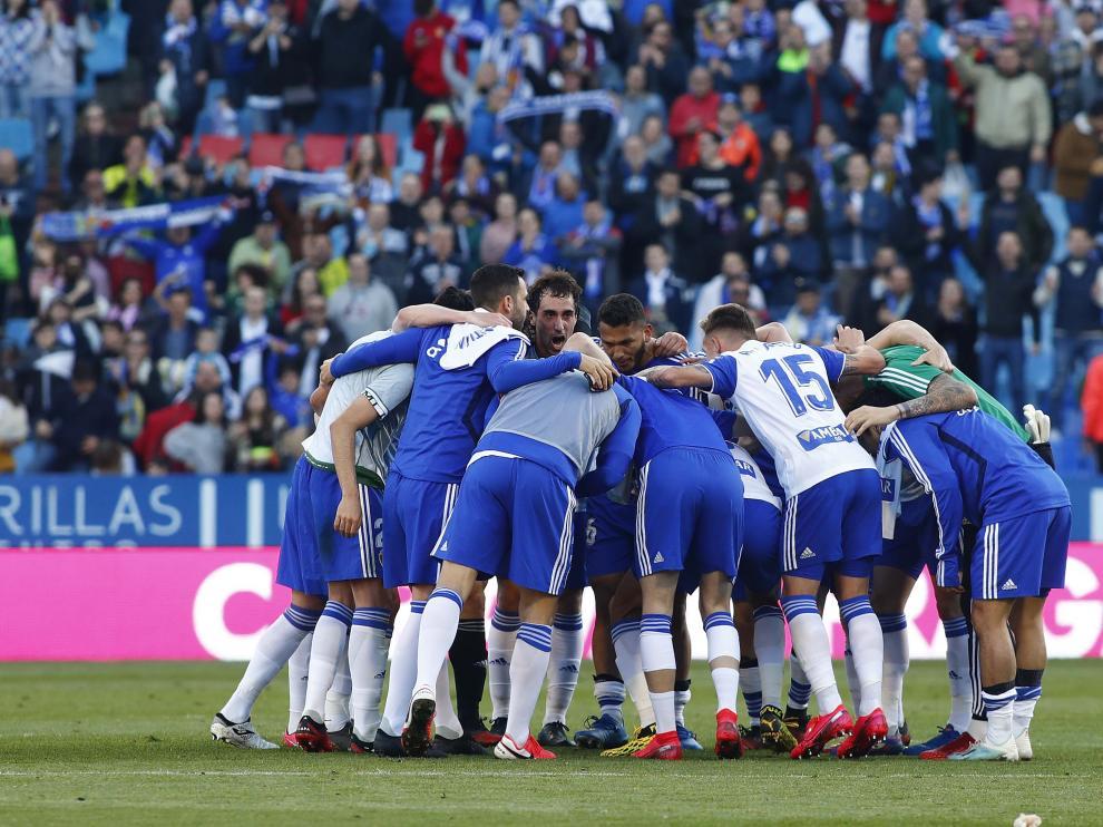 Real Zaragoza - Deportivo de La Coruña