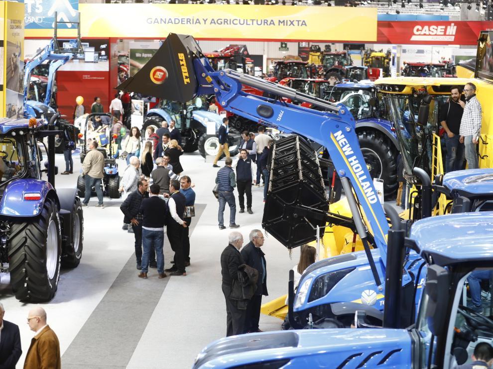 FIMA 2020 abre sus puertas en Zaragoza.