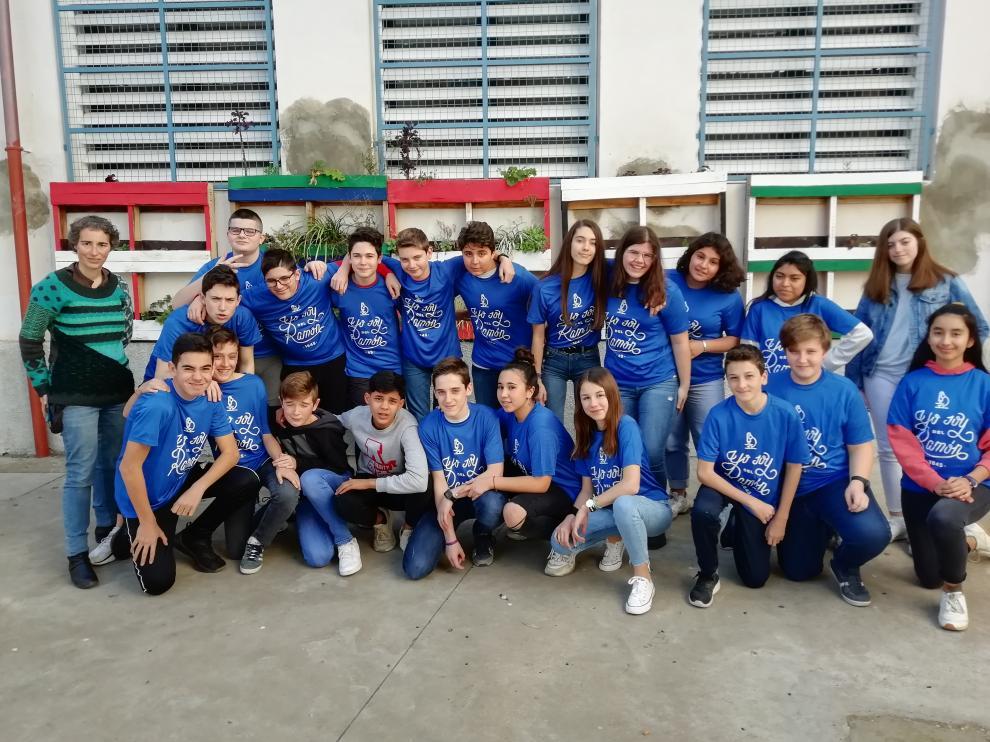 El IES Ramón y Cajal gana un accésit del premio Félix de Azara para centros escolares