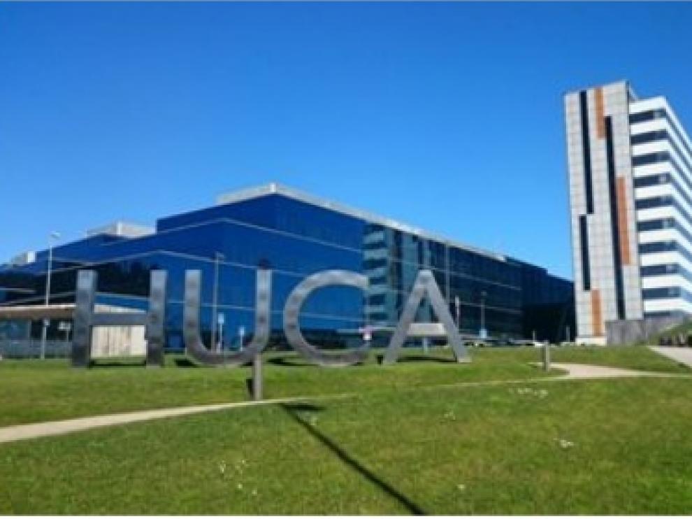 Hospital Universitario de Asturias.