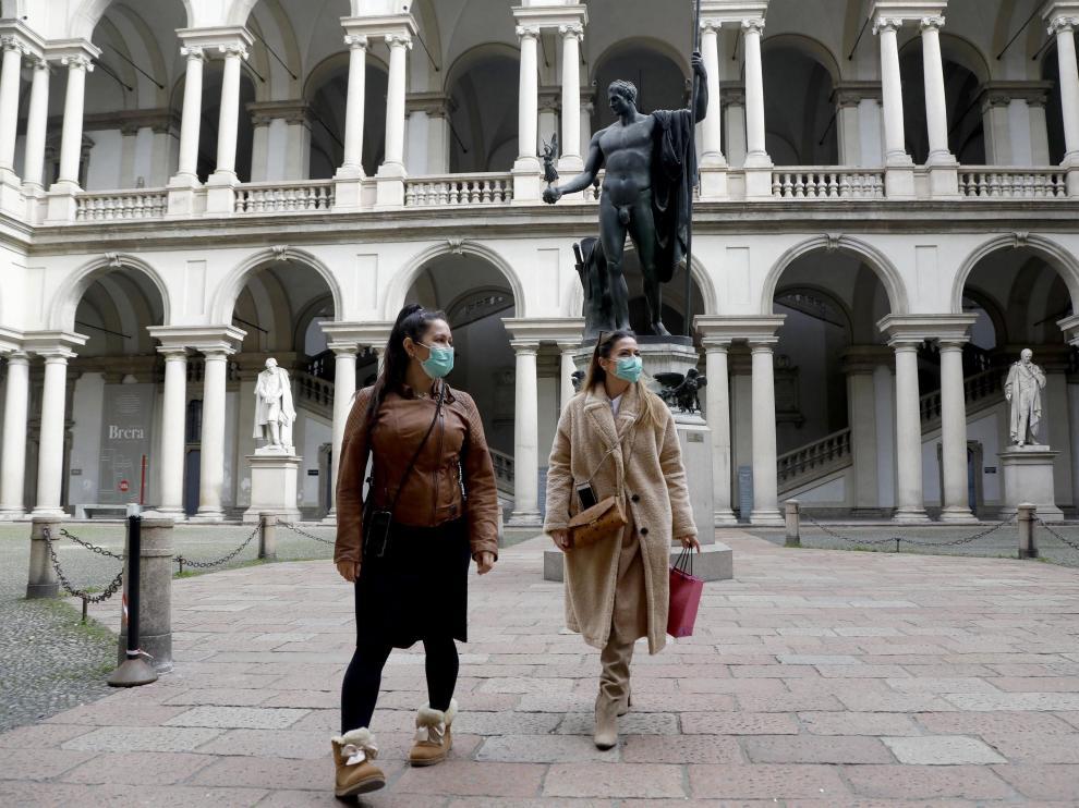 Imagen de Milán.