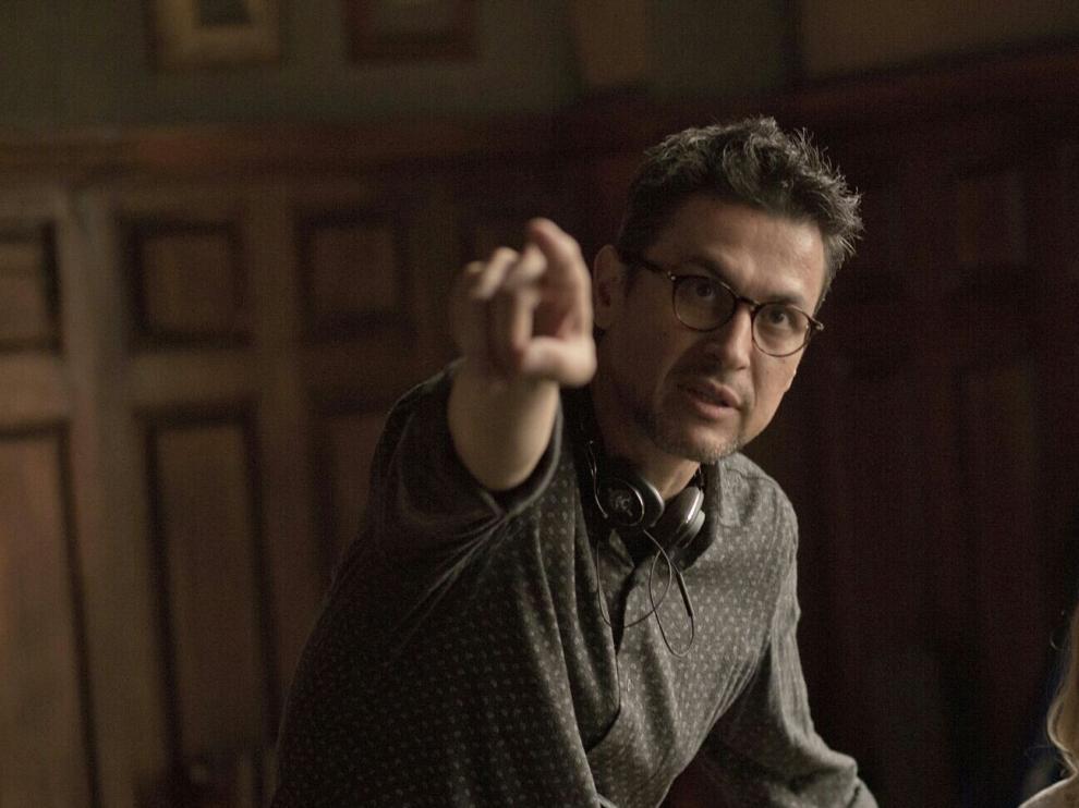 El director de cine Rodrigo Cortés.